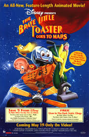 The Brave Little Toaster To The Rescue Hollywood Movies And Tv Reviews By Tyler Michael Disney U0027s The