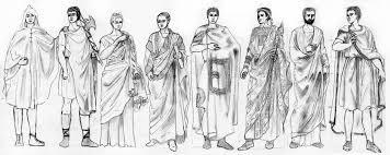 ancient rome fashion history study by fashionartventures on