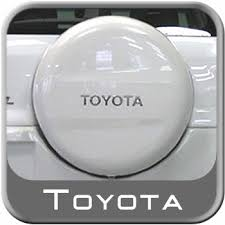 new 1996 2013 toyota rav4 spare tire cover from brandsport auto