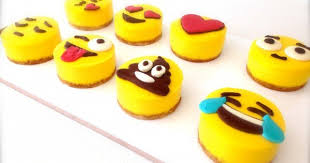 howtocookthat cakes dessert u0026 chocolate emoji cheesecake