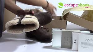 s ugg australia blayre boots boots ugg blayre ii espresso 1006039 esp