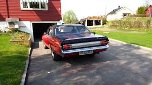 opel diplomat opel diplomat a norway youtube
