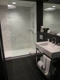 Black White Bathroom Ideas Magnificent 90 Stainless Steel Bathroom Ideas Decorating Design