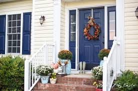 how to paint your front door modern masters cafe blog