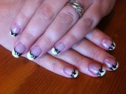line design nails gallery nail art designs