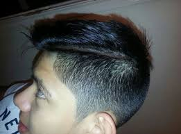 romeo haircut mom outraged that school used a marker to fix her son s gang