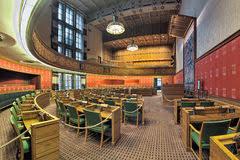 chambre du conseil chambre du conseil image stock image du régissez comté 23581799