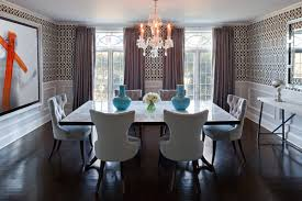 Dining Room With Wainscoting Dining Room Wainscoting Contemporary Dining Room Robyn Karp