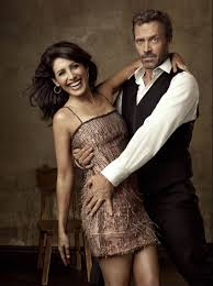 lisa edelstein and hugh laurie general pinterest hugh laurie