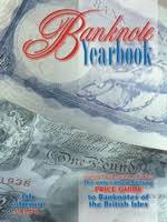 banknote yearbook signature charts for banknotes paper money of the world