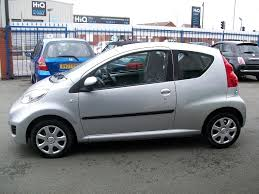 used peugeot 107 hatchback 1 0 12v urban 3dr in cannock