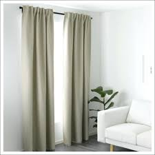Curtains Without Rods Drill Less Curtain Rod Size Of Hanging Curtains Without