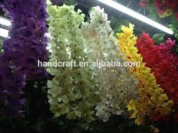 new product hanging artificial wisteria flower for wedding
