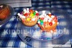 Decorate Your Own Cupcake Kiddie Party Com Arts N Crafts