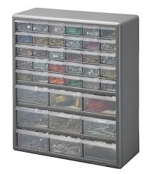 plastic storage cabinets with drawers stack on ds 60 60 drawer storage cabinet amazon co uk diy tools