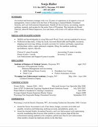 Professional Accountant Resume Example Administrator Cost Accountant Free Example And Writing Cost