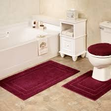 Bathroom Contour Rug by Soho Solid Color Bath Rugs Or Contour Mats