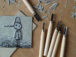 new linocut tool sets available here linocutboy