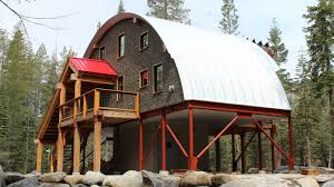 Barn Apartment Kits by Need A Cabin Or A Quonset Hut Or Both Check Out This Awesome