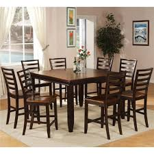 9 dining room set house adaptable dining 9 casual dining set godby