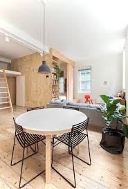 interior scandinavian design small yet stylish flat in the heart