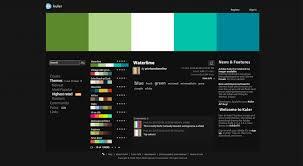 website color schemes 2017 website color templates distinctive yellow website templates with