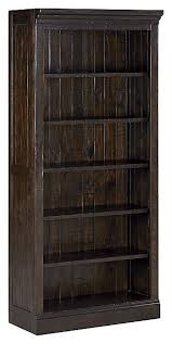 Wood Bookcase With Doors Bookcases Furniture Homestore