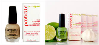 probelle touch n u0027 grow nail hardener review beyond beauty
