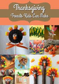 10 easy thanksgiving treats can make modern homeschool family