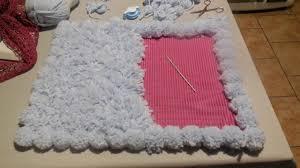 tapis boule feutre tapis de laine youtube