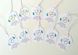 bridal shower favor tags bridal shower favor tags wedding shower favor tags wedding ring