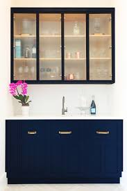 kitchen cabinets with blue doors midnight blue cabinet doors installed by kornerstone