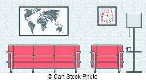 home interior vector vectors illustration of living room home interior vector