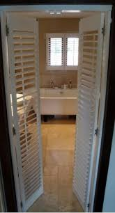 white plantation shutters as room divider home sweet home
