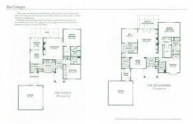 cottage floor plan independent living homes cottages nc high end home