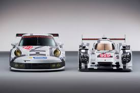 Porsche 919 9r9 2014 Racecar Engineering