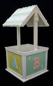 baby shower rentals wishing well for baby shower
