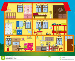 Home Clipart Inside House Clip Art English Lessons Pinterest English Lessons