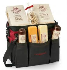 chagne gift basket hickory farms gift basket giveaway pocket change gourmet
