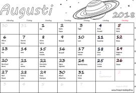 Kalender 2018 Helgdagar Augusti 2018 Namnsdagar Veckonummer Gratis Utskrivbara Pdf