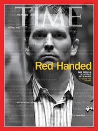 time magazine puts donald trump on cover just not sr cover