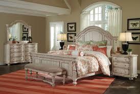 Bedroom Furniture Antique White Distressed White Bedroom Furniture Willow Casual Distressed White