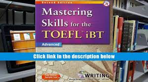Toefl Writing Sample Essay Read Online Mastering Skills For The Toefl Ibt 2nd Edition