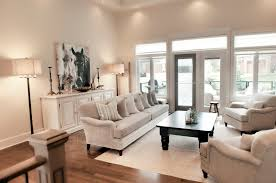 simple country living room interior design