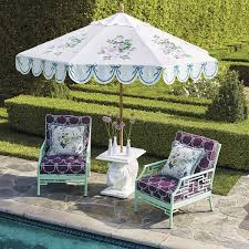 12 Patio Umbrella by Aesthetic Oiseau Catalog Pick Carleton Varney Patio Umbrella