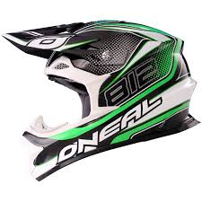 motocross helmet oneal 812 graphic mx lightweight fiberglass 8 series enduro