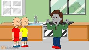 funny thanksgiving animations caillou episode 52 the worst thanksgiving youtube