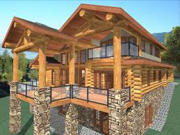 sun peak 1885 sq ft log home kit log home plans mountain ridge