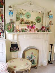 Shabby Chic Fireplace Mantels by Shabby Chic Shabby Chic Fireplaces Pinterest Shabby Chic