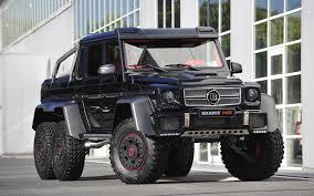 jeep mercedes 2013 brabus b63s 700 6x6 conceptcarz com